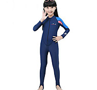 Others Kid's Diving Suits Diving Suit Compression Wetsuits 2.5 to 2.9 mm Blue S / L / XL / XXL Diving
