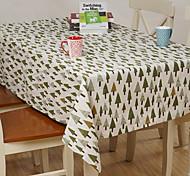 Poly / Cotton Blend Rectangular Table Cloth