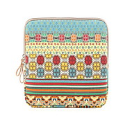 Pouch Shockproof Geometric Pattern Textile Soft Pouch For Apple iPad Air