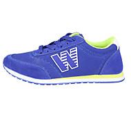 Blue/Black/Green Wearproof Rubber Running Shoes for Men