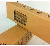High-Grade Natural Wood Health Chopsticks No Paint No Wax Original Environmental  10 Pairs 183G