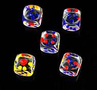 Acryl-Kristallwürfel (5 Stück)