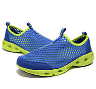 Blue/Purple/Light Grey Breathability Rubber Running Shoes for Women