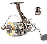 Carretes para pesca spinning 5.0/1 10 Rodamientos de bolas Intercambiable Pesca de baitcasting / Pesca en General-BR5000 Fishmore