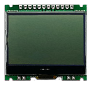 12864G-086-PC LCD module with Chinese character, 12864 dot matrix module, LCD