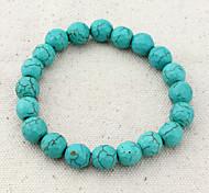 Women Blue Strand Bracelet