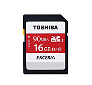 sd / cartão de memória SDHC originais Toshiba 16gb class10 90MB / s UHS-u1 câmera