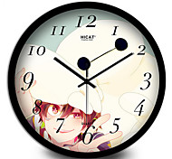 Cute Cartoon Wall Clock