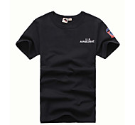 Others Men's Breathable / Sweat-wicking Running Tops Black / Brown
