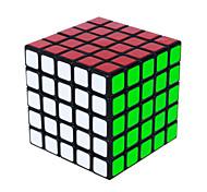 Shengshou® Cubo velocidad suave 5*5*5 Velocidad Cubos Mágicos Negro / Blanco ABS