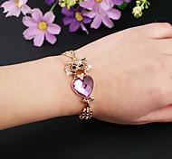Full Bracelet Owl Bracelet