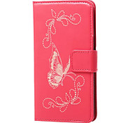 PU Leather Wallet Flip Case For Samsung Galaxy A3/A5/A7/A8