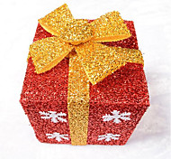 Christmas Decorations 15Cm-30Cm Pvc Christmas Gift Boxes Decorated For Christmas Gift Boxes Decorated Scene