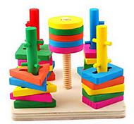 Pairing Geometric Building Blocks Toy