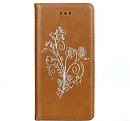 Hot Stamping Flip Luxury Mobile Phone Sets For  Sony Xperia Z5/Z3/X/XP