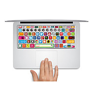 "Keyboard Decal Laptop Sticker logos Pattern for MacBook Air 13"" MacBook Pro Retina 13'/15"" MacBook Pro15"" MacBook Pro 17"