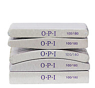 Opi Nail Tools Supplies Nail Polish Filing Practice Polished Bar Setback Emery