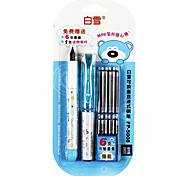 Pen Fountain Pens,Metal / Plastic Write Color(Blue)