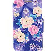 Kinston® Floral Leaf Pattern Diamond PU Leather Case For iPhone 7 7 Plus 6s 6 Plus SE 5s 5c 5 4s 4