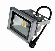 10W Projecteurs LED 900 lm Blanc Chaud / Blanc Froid COB Décorative / Etanches DC 24 V 1 pièces
