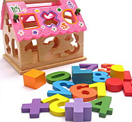 Mathematical Arithmetic House Toy