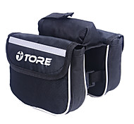 Bike Bag 5LBike Frame Bag Panniers & Rack Trunk Wearable Bicycle Bag Nylon Cycle Bag Cycling/Bike
