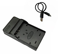 ismartdigi 5L Micro USB Mobile Camera Battery Charger for Canon NB-5L SX210 220 230HS IXSU950 960 970 980 990
