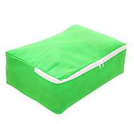 A201 Home Thickening Printing Non-Woven Cotton Quilts Storage Bags