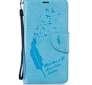Embossed Card Can Be A Variety Of Colors Cell Phone Holster For Samsung Galaxy A3(2016)/A5(2016)