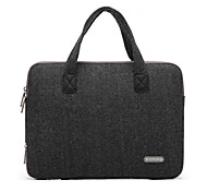"13.3"" 14.1"" 15.6""Woolen British Style Laptop Bag Notebook Computer Bags For Macbook/Dell/HP/Sony/Surface,etc"