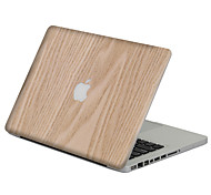 Wood Style Sticker Decal 002 For MacBook Air 11/13/15,Pro13/15,Retina12/13/15