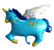 Pink Blue Pegasus Balloon Wedding Decoration