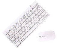 Wireless Bluetooth Keyboard & MouseForWindows 2000/XP/Vista/7/Mac OS