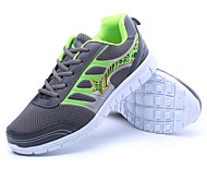 Green/Blue/Red Wearproof Anti-Slip Rubber Running Shoes for Men