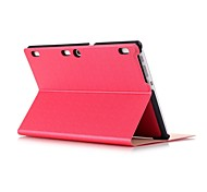10.1 Inch Magnetic Buckle Pattern PU Leather Case with Sleep for Lenovo Tab2 X30F A10-30/Tab2 A10-70(Assorted Colors)