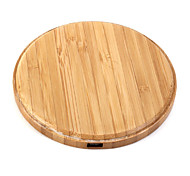 Wooden Wireless Charger USB Charging Pad for Samsung Galaxy S6/S6 edge/S6 edge Plus/ NOTE 5/Nexus 4/5/6 Lumia 920 950