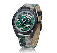 Men's Belt Outdoor Sports Camouflage Military Watches Camouflage Men Quartz Watch Special Forces