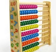Digital Wooden Abacus