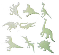 Romantic House Absorptiometric Night Lights Stickers-Dinosaur