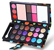 26 sombras de ojos colores de maquillaje desnuda belleza de larga duración comestic