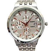 Men's Fashion Atmosphere Diamond Watches