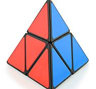 Shengshou® Cubo velocidad suave 2*2*2 / Alienígena Nivel profesional Cubos Mágicos Negro / Blanco Plástico