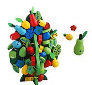 фруктовые деревья деревянная игрушка шарик