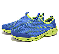 Blue/Dark Gray/Black Breathability Rubber Running Shoes for Men