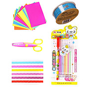Diy photo album series accessories package Korean creative manual paste type album necessary tool material suits