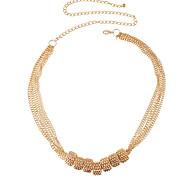 Gioielli per corpo/Catenina da pancia Catena corpo / catena della pancia Placcato in oro Sexy Oro 1 pezzo