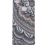 Camouflage Color Pattern Frosted TPU Material Phone Case for Huawei Ascend P9 Lite/P9/P8 Lite/P8