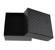 Коробки для бижутерии Бумага Черный
