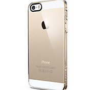 5s iphone 5 / iPhone Cover posteriore trasparente compatibile