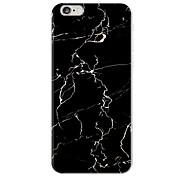 Назначение iPhone 8 iPhone 8 Plus iPhone 6 iPhone 6 Plus Чехлы панели Защита от удара Задняя крышка Кейс для Мрамор Мягкий Термопластик